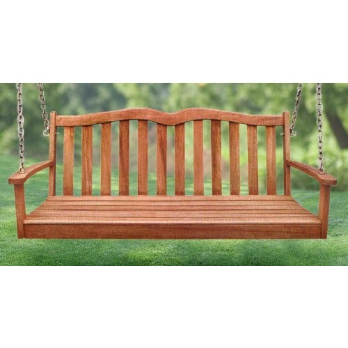 Jordan Manufacturing 3-Person Rose Garden Swing