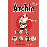 Archie Archives Volume 4