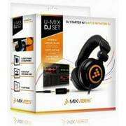 Starter DJ Kit including DJ Headphone & DJ Software & USB2.0 audio interface