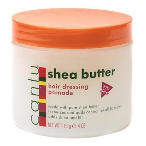 Cantu Shea Butter Hair Dressing Pomade, 4 oz (Pack of 2)