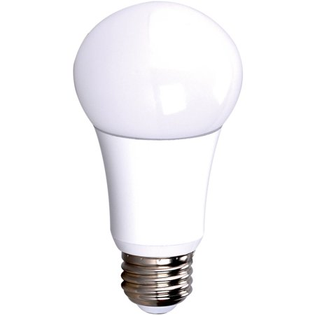 Simply Conserve LED Light Bulb, 9W (60W Equiv) Dimmable, Warm White
