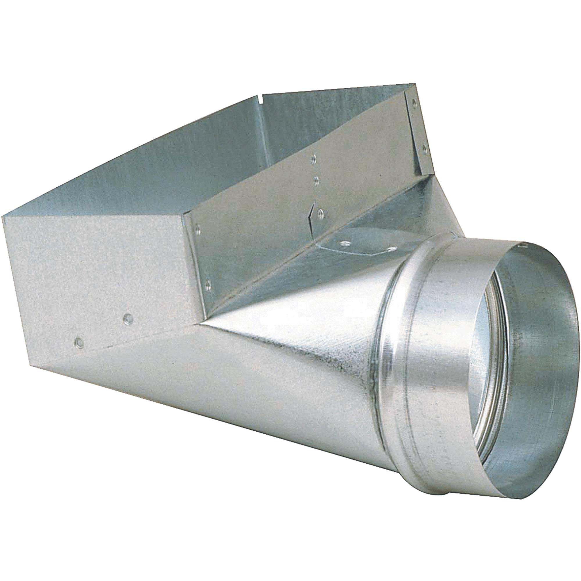 Imperial Galvanized Angle Register Boot