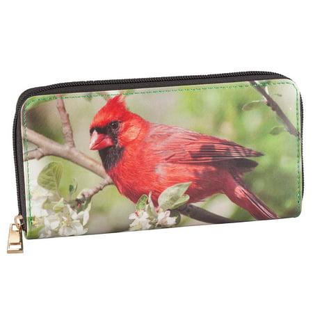 Designer Wallet Cardinal