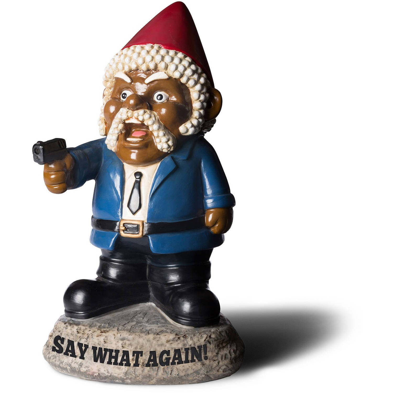 Say What Again? Gnome by Generic
