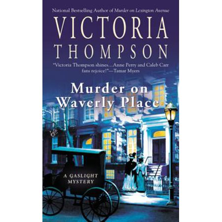 Murder on Waverly Place - eBook