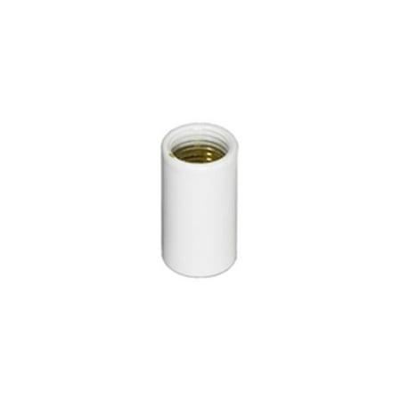 Jesco Lighting SK100-WT Suspension Stem Coupling, White