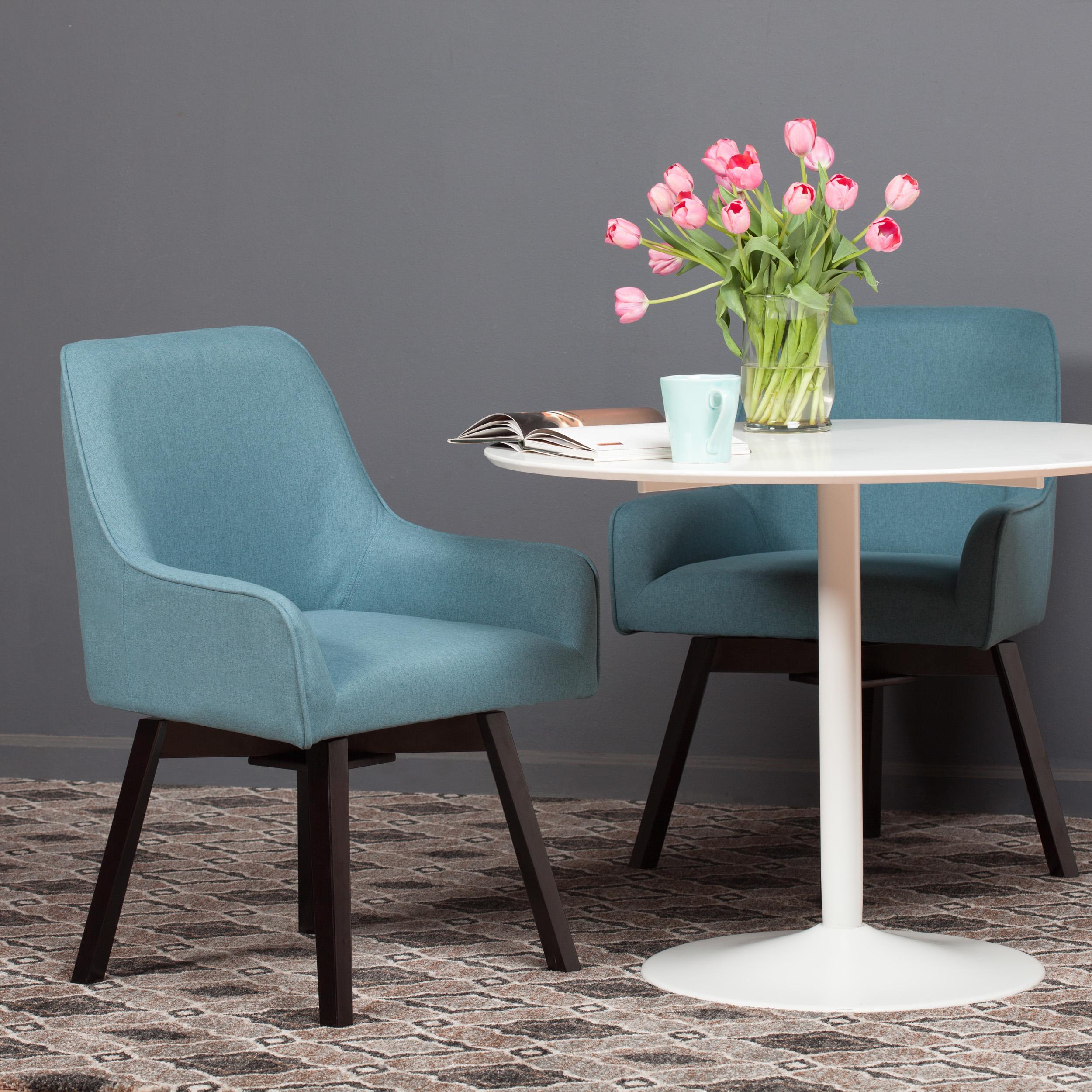 Studio Designs Home Spire Swivel Home Office Chair
