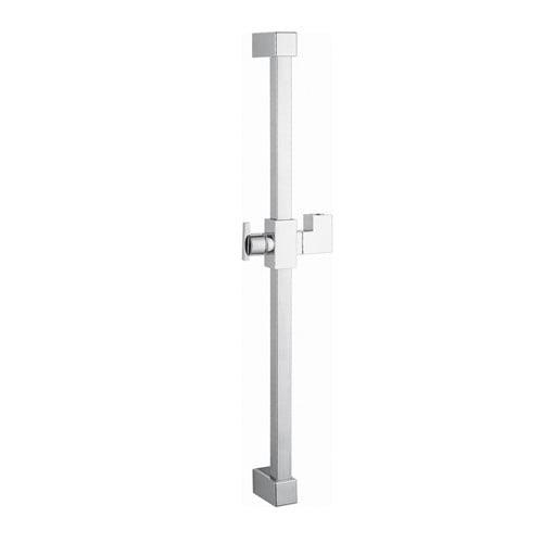 Kingston Brass Claremont 23.6'' Square Shower Slide Bar