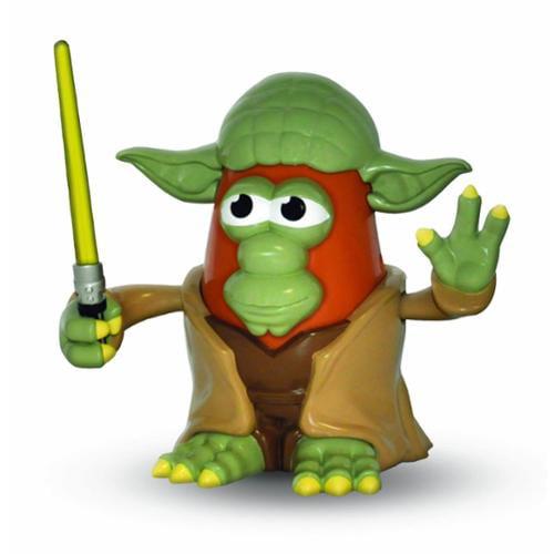 Pop Taters Mr. Potato Head Star Wars Yoda Action Figure