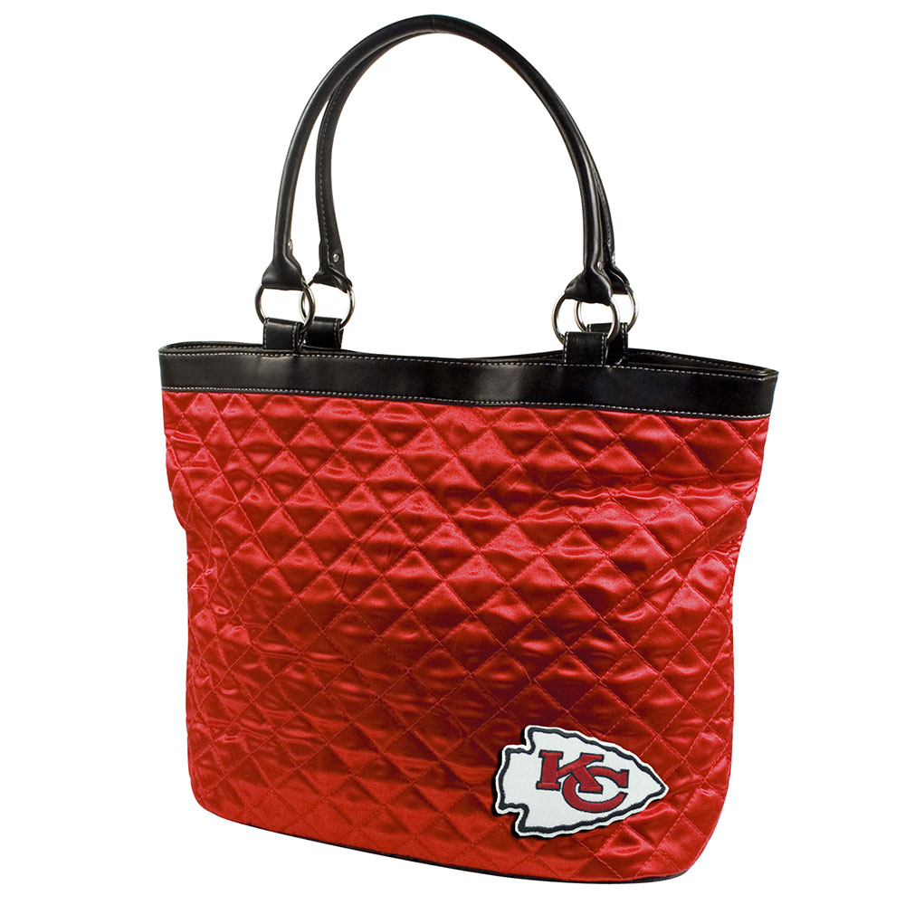 Kansas City Chiefs NFL Quilted Tote