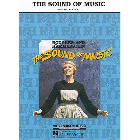The Sound of Music : Big-Note Piano - Halloween Music Piano Notes
