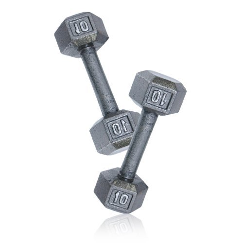 CAP Barbell Hex Dumbbells Pair