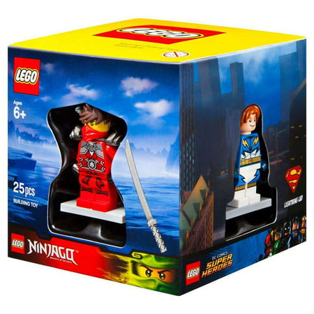 LEGO 2015 Minifigure Boxed 4-Pack Set #5004077