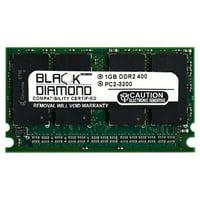 1GB Memory RAM for Fujitsu LifeBook P7120D 172pin 533MHz Proprietary DDR2 Black Diamond Memory Module Upgrade