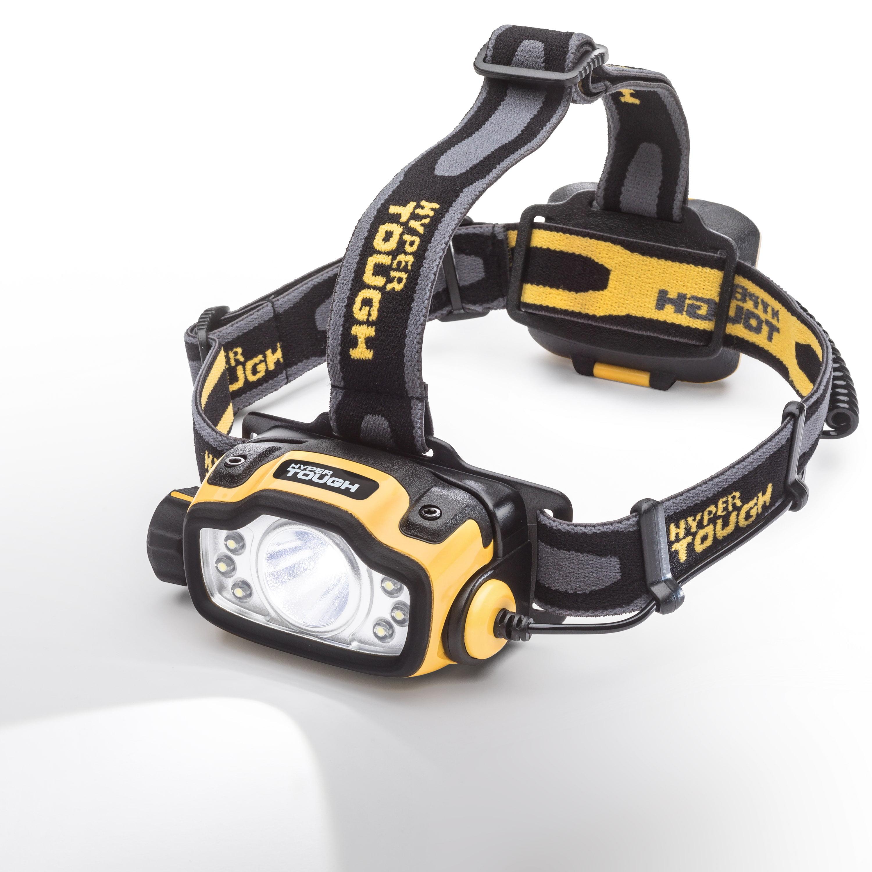 Hyper Tough 3 AA 200 Lumen Headlamp