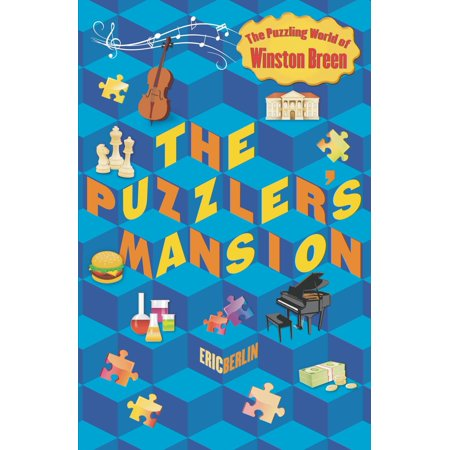 The Puzzler's Mansion : The Puzzling World of Winston Breen - Halloween Escape The Mansion
