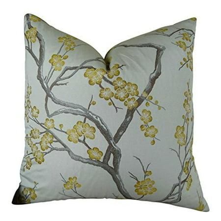 "Plutus Vesoul Handmade Throw Pillow, (Double sided 20"" x 26"" Standard) - image 1 de 1"