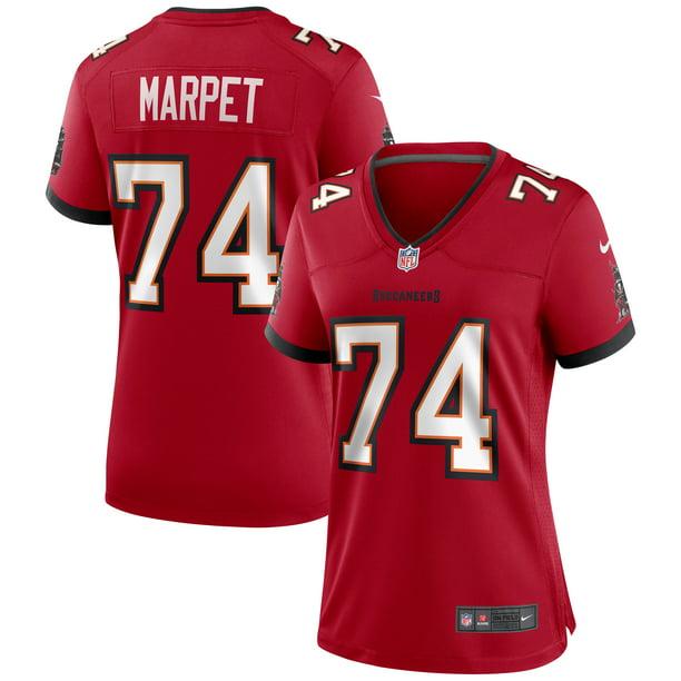 Ali Marpet Tampa Bay Buccaneers Nike Women's Game Jersey - Red