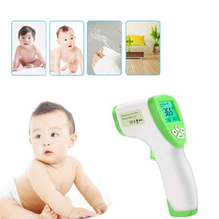 Measurement & Analysis Instruments Temperature Instruments Lcd Digital Non-contact Ir Infrared Thermometer Forehead Body Baby Adult Medical Surface Temperature Meter Health Care