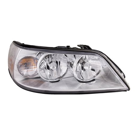 2003-2004 Lincoln Town Car (w/o HID) Halogen Right Passenger Side Headlight Headlamp Assembly FO2503184
