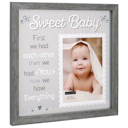 Red Barrel Studio Stamey Sweet Baby Floater Picture Frame - Walmart.com