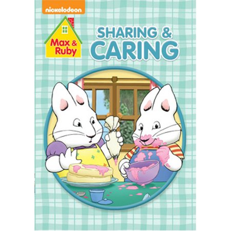 Max & Ruby: Sharing & Caring (DVD)