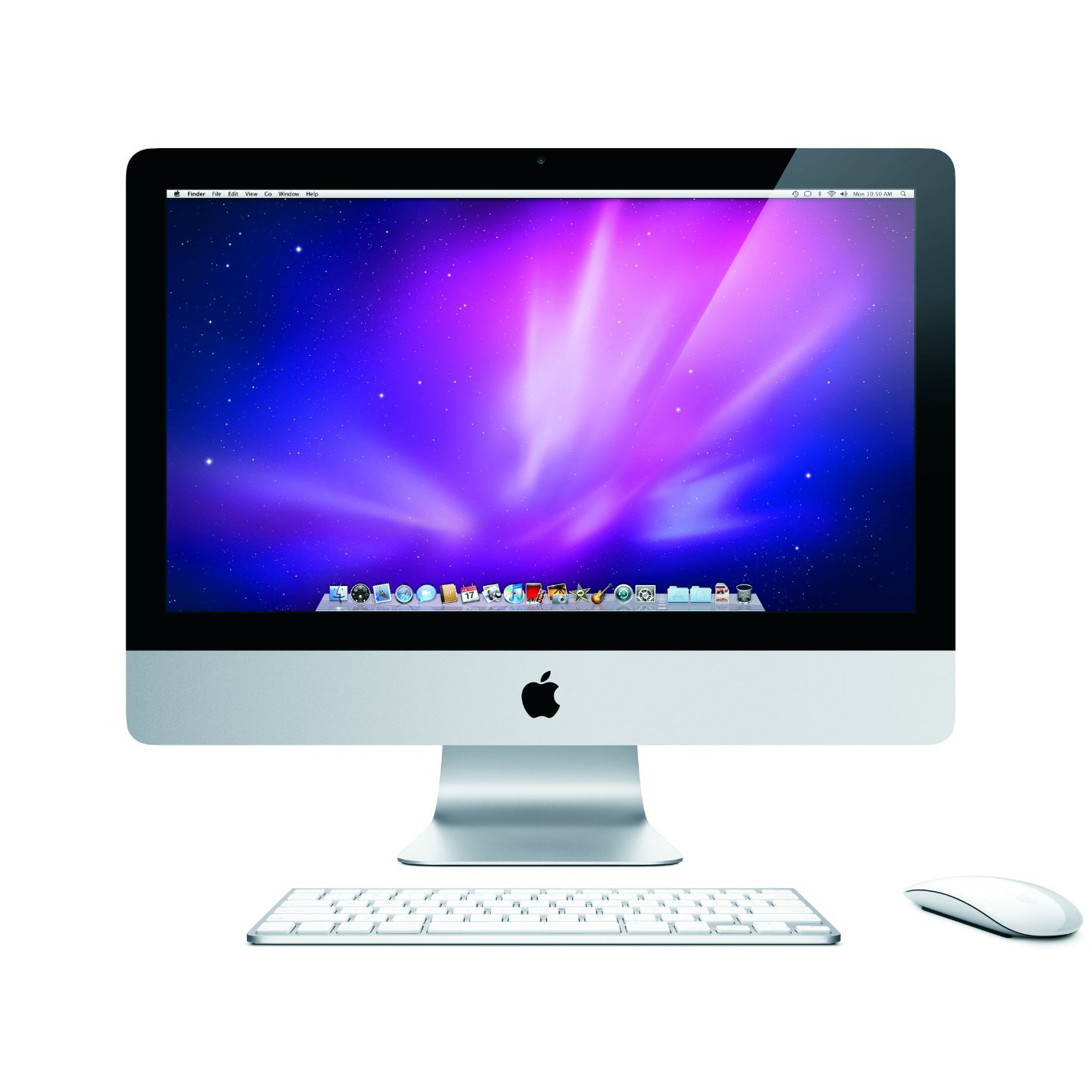 "Refurbished Apple iMac MB950LL/A 21.5"" All-in-One Core 2 Duo E7600 3.06GHz 4GB 500GB GeForce"
