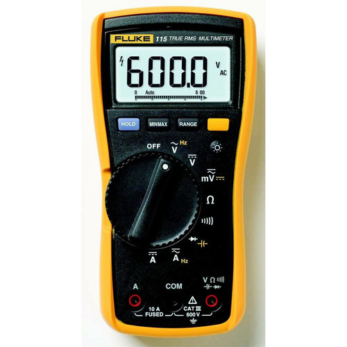 Digital Multimeter 10709 Walmart