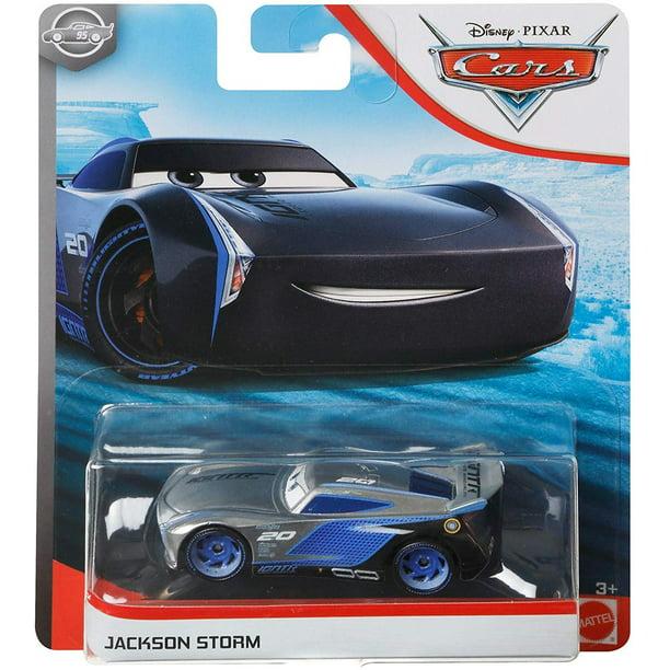 disney  pixar cars silver collection jackson storm