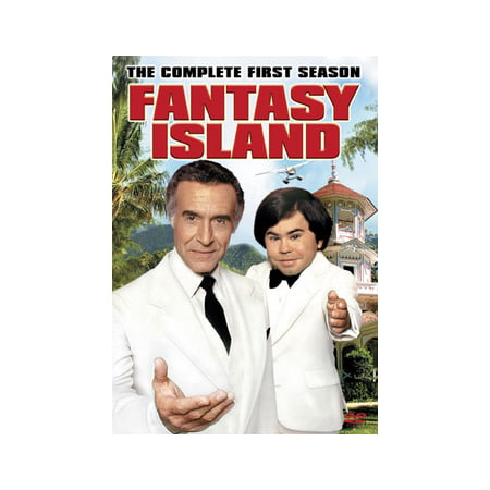 Fantasy Island: The Compete First Season (DVD)](Fantasy Island Halloween)