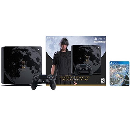 PlayStation 4 1TB Final Fantasy XV ‑ limited Edition Deluxe Bundle