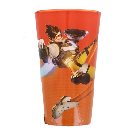 Overwatch Tracer Pint Glass - image 1 of 1