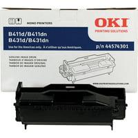 Oki, OKI44574301, B411/431 Image Drum, 1 Each