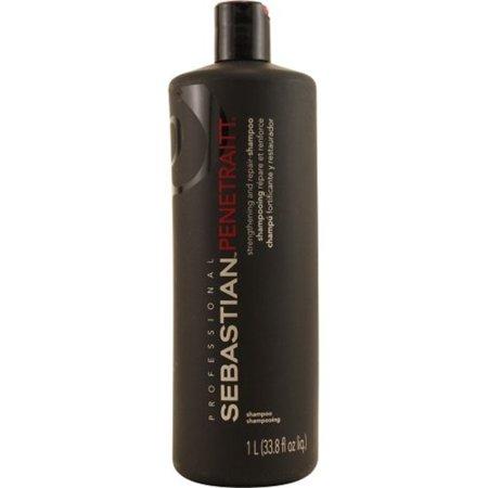 Sebastian professional penetraitt strengthening & repair shampoo, 33.8 fl (Sebastian Sheer Shampoo)