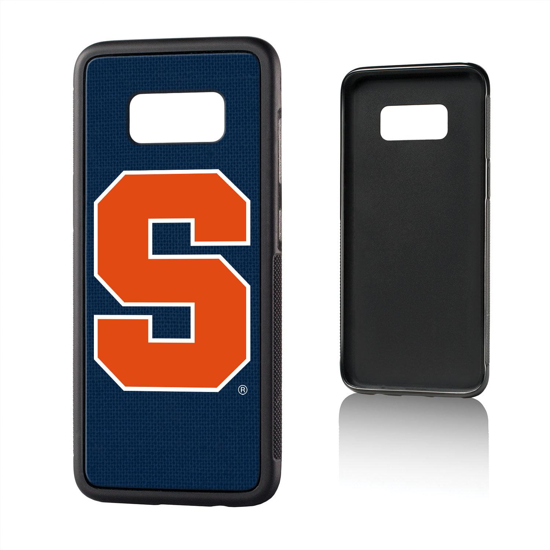 Syracuse Orange Solid Bump Case for Galaxy S8