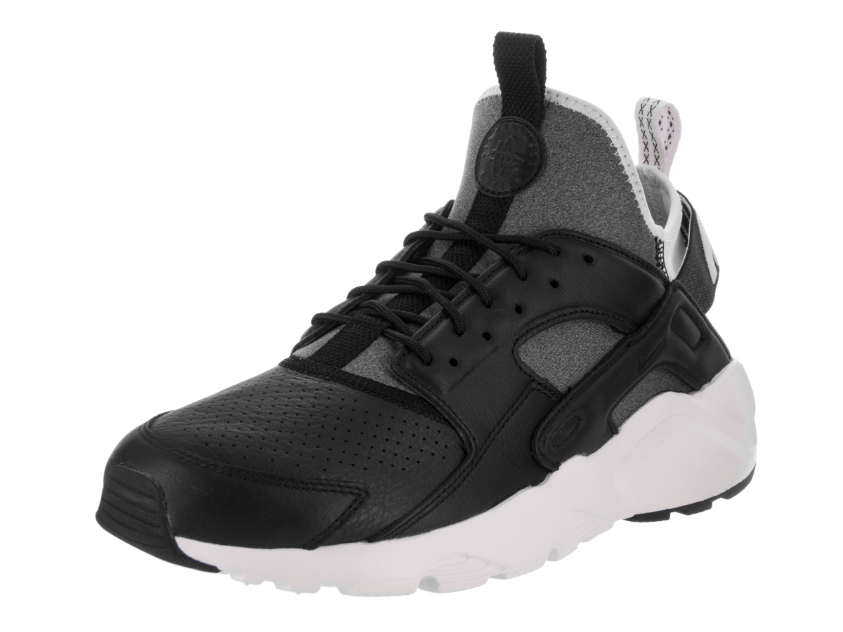 size 40 dbe1c 91354 ... italy nike air huarache run ultra se black black white mens running  shoes 875841 004 walmart