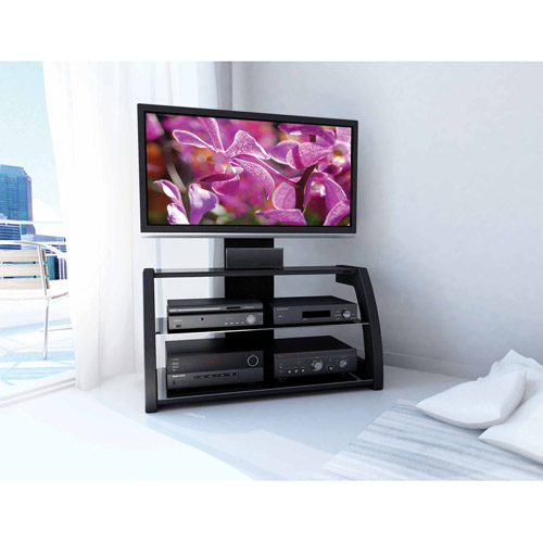 Sonax Milan 3 In 1 Tv Stand For Tvs Up To 55 Quot Multiple
