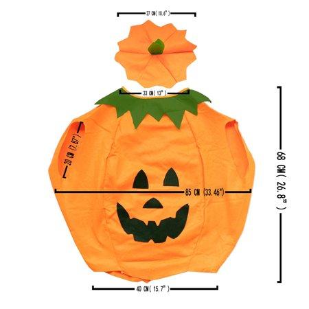 Halloween Pumpkin Fancy Cosplay Dress Costumes Adult for Party Activities - Halloween Party Activities Adults