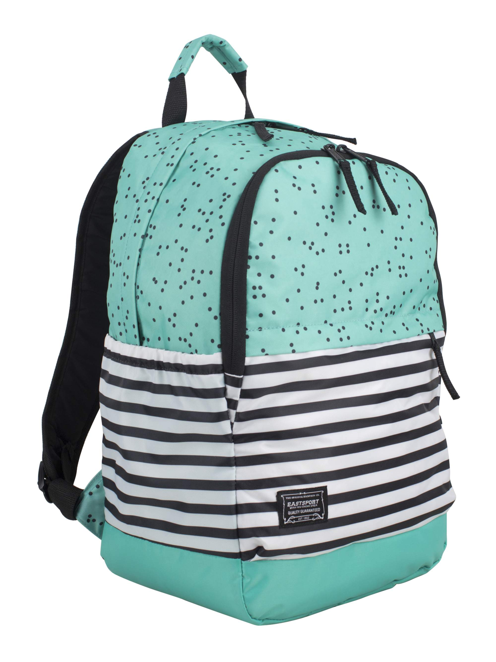 Eastsport Emma Girl's Student Backpack with Computer Pocket by Bijoux International