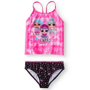 182b10825 L.O.L. Surprise! - LOL Surprise Tankini Swimsuit (Little Girls & Big ...