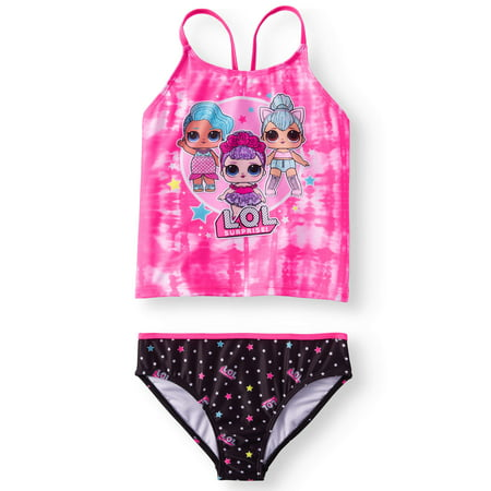 LOL Surprise Tankini Swimsuit (Little Girls & Big Girls)