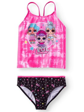 ed21d4ce180b8 Product Image LOL Surprise Tankini Swimsuit (Little Girls & Big Girls)