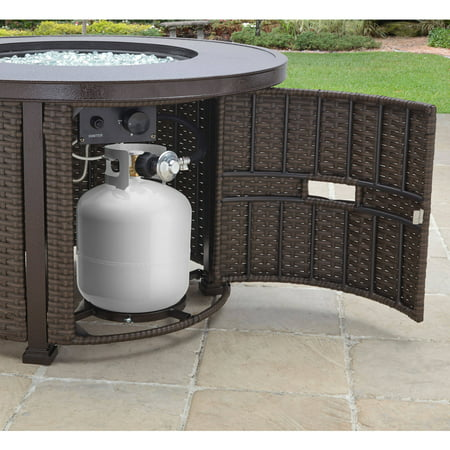 Better Homes And Gardens Colebrook 37 Gas Fire Pit Best