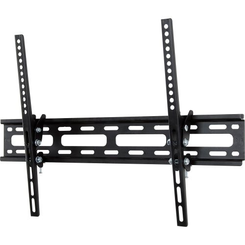 "V7 WM2T77-2N V7 WM2T77-2N Wall Mount for Flat Panel Display - 32"" to 65"" Screen Support - 77 lb Load Capacity - Black"