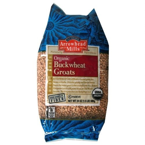Arrowhead Mills Organic Buckwheat Groats, 24 Oz