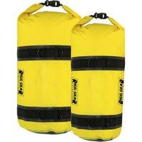 Nelson-Rigg SE-1015-YEL Adventure Dry Roll Bag - Medium - Yellow