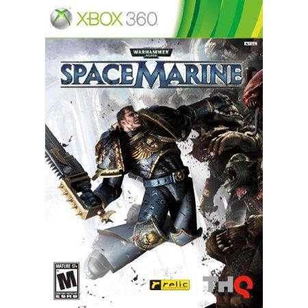 Warhammer 40K: Space Marine, THQ, XBOX 360, (Best Starter Army Warhammer 40k)