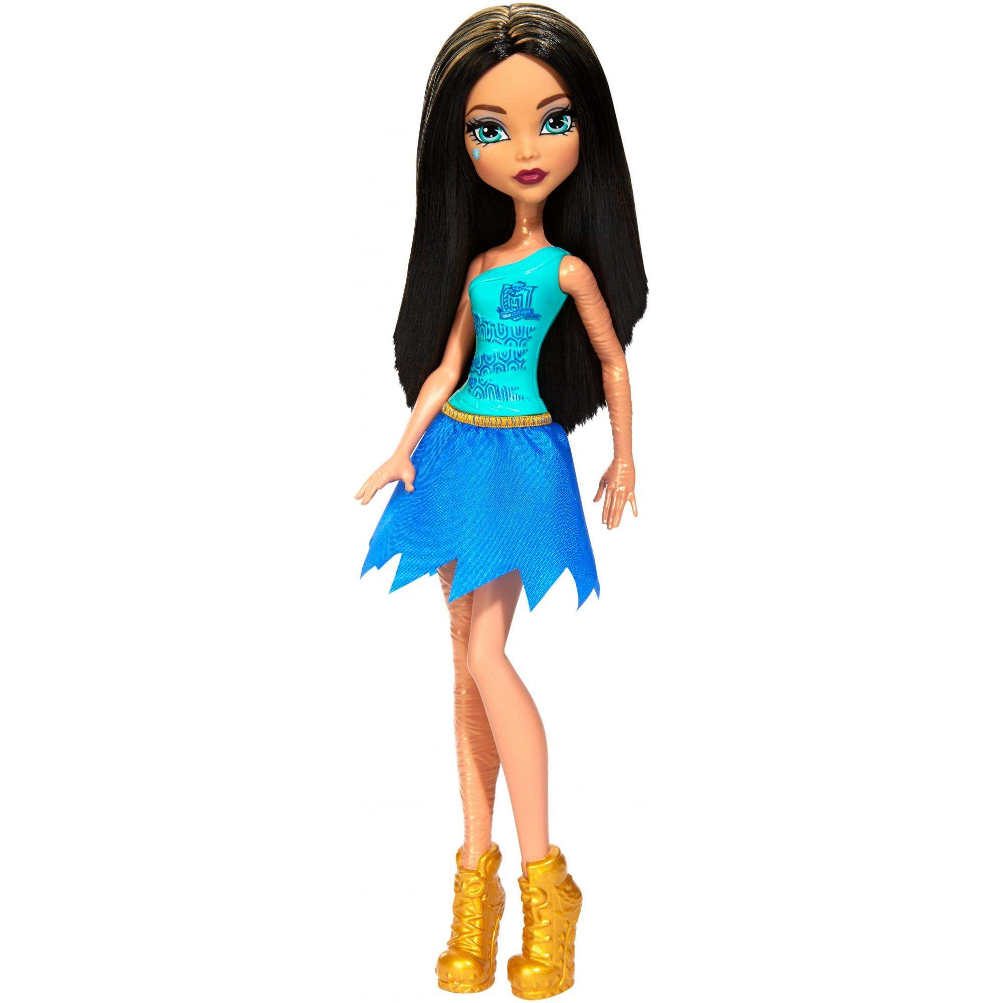 Monster High Cheerleader Cleo De Nile Doll by MATTEL INC.