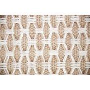A1 Home Collections LLC Hand-Woven Beige Indoor/Outdoor Area Rug
