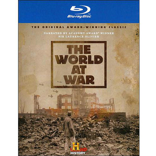 Lions Gate The World At War (Blu-ray) (Full Frame)